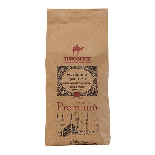 Кофе Premium 1кг Turcoffee