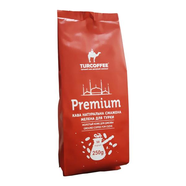 Кофе Premium 250г Turcoffee