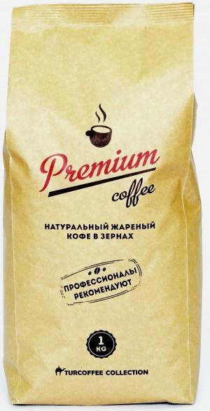 Кофе в зернах Premium 1 кг