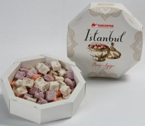 """Turcoffee (туркофе) рахат-лукум """"Istanbul"""" с арахисом"""