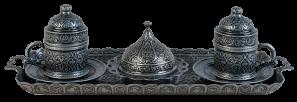 Турецкий набор (серебро)