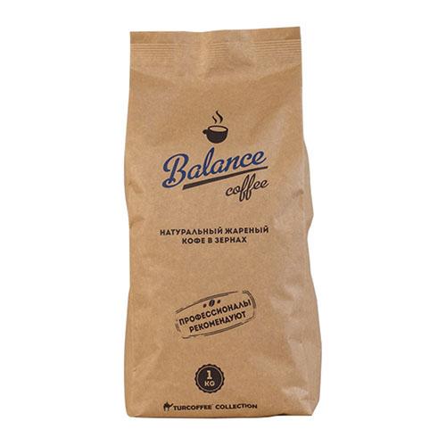 Кофе в зернах Balance Turcoffee
