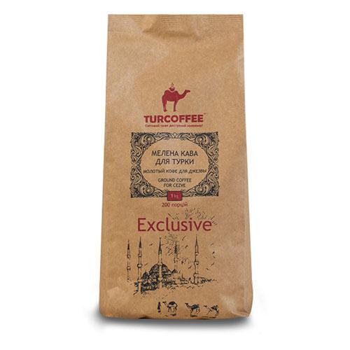 Кофе молотый Exclusive Turcoffee