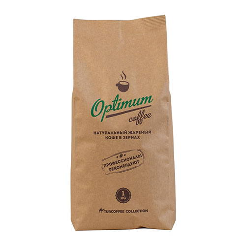 Кофе в зернах Optimum Turcoffee