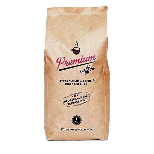 Кофе в зернах Premium Turcoffee