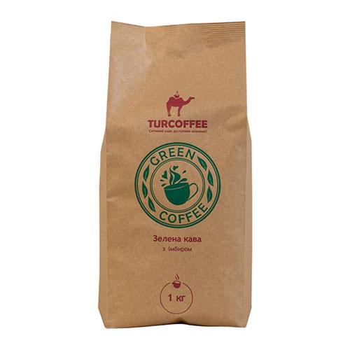Зеленый кофе Turcoffee