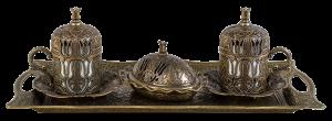 Турецкий набор (бронза)