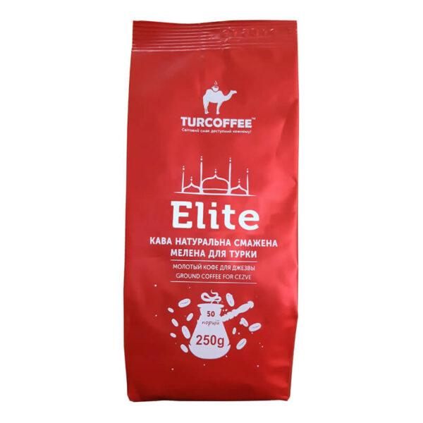 Молотый кофе Elite 250г Turcoffee (туркофе)